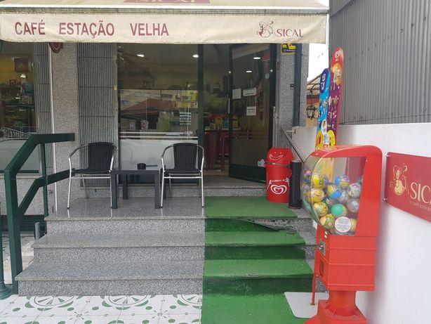 Trespasse Café Estação Velha