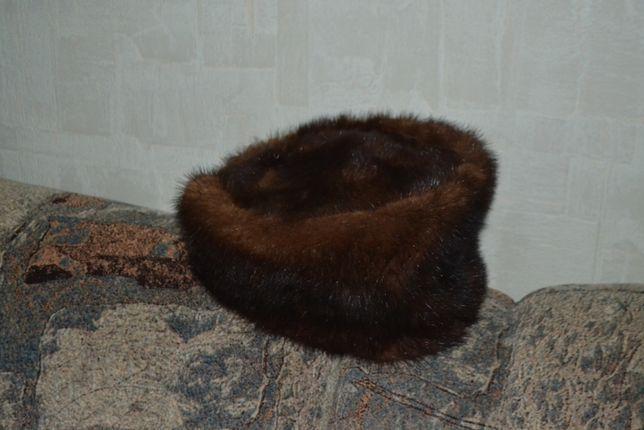 Продам норковую шапку 200 грн