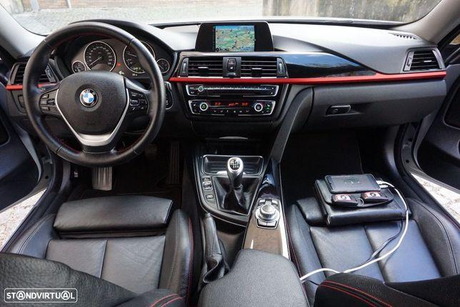 BMW 420 Gran Coupé d xDrive L.Sport