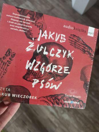 Wzgórze psów J. Żulczyk audiobook nowy