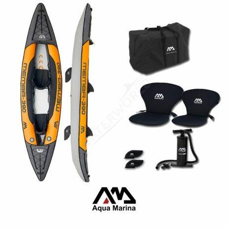 Kayak Profissional Aqua Marina Memba 390 para 2 pessoas