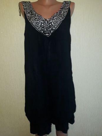 Платье, туника Zara с бисером