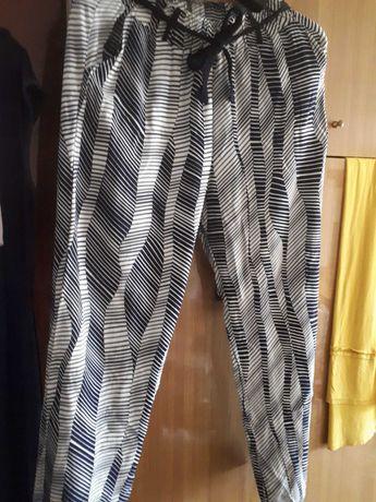 Spodnie zwiewne ,cienkie