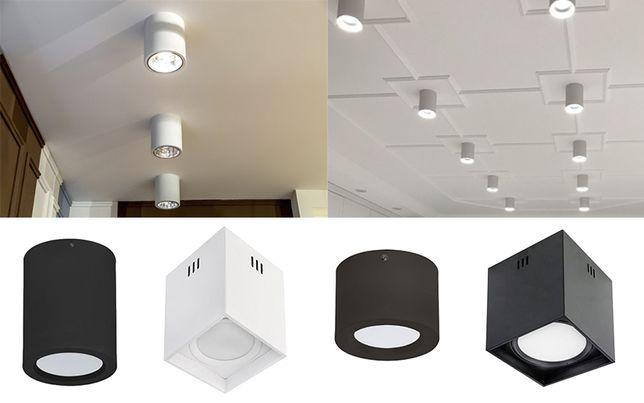 Накладные LED светильники Sandra (Horoz)