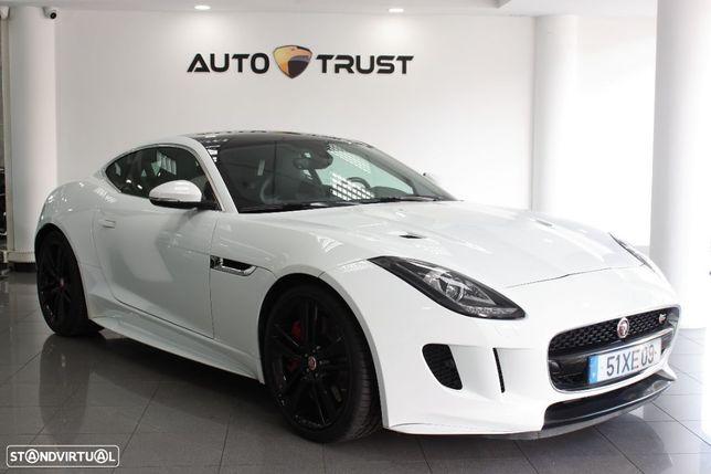Jaguar F-Type 3.0 V6 S/C S Auto AWD