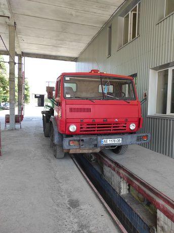 КамАЗ 53213 бензовоз