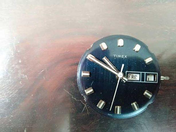 Mechanizm zegarka Timex mechaniczny