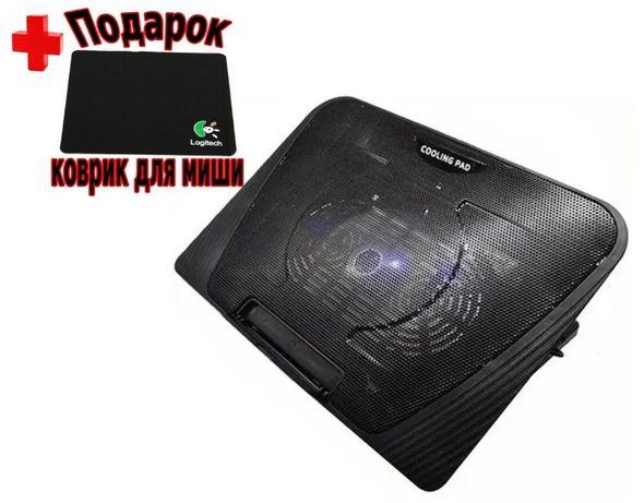 + подарок Охлаждающая подставка под ноутбук, кулер для ноута