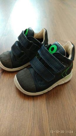 Демісезонні черевики (ботінки, ботинки) ECCO 19 розмір