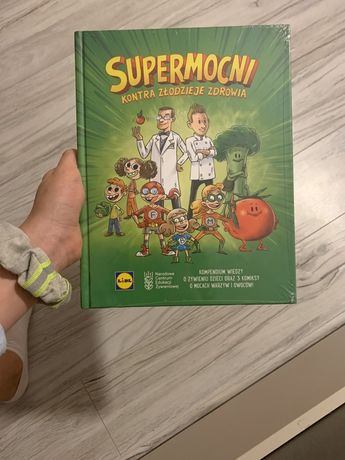Nowa książka Supermocni