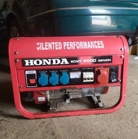 Agregat prądotwórczy Honda
