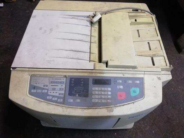 Sprzedam sprawna maszynę poligraficzna zamiana