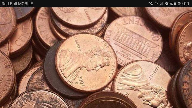 1 Cent Usa Lincoln 1914- 2019 Aktualizacja