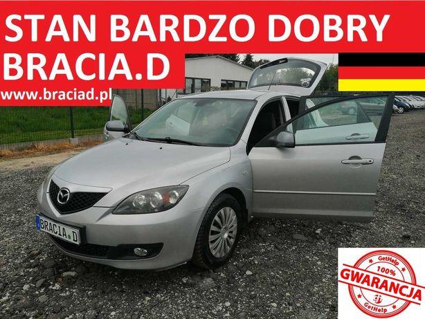Mazda 3 1,6 Benzyna 2006r KLIMA z Niemiec 100% OPŁACONY