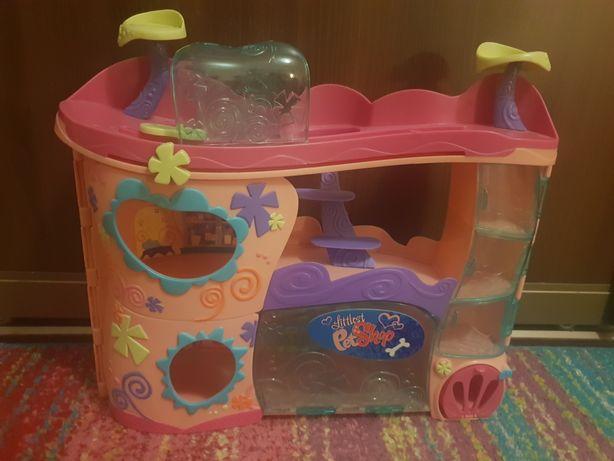 Domek dla Littlest Pet Shop