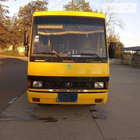 Продам автобус з роботою