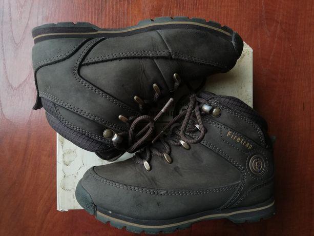 Демисезонные ботинки Firetrap 29 (11) р, 18 см деми натуральная кожа