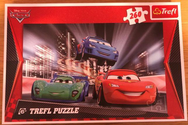 Puzzle 260 Auta Cars