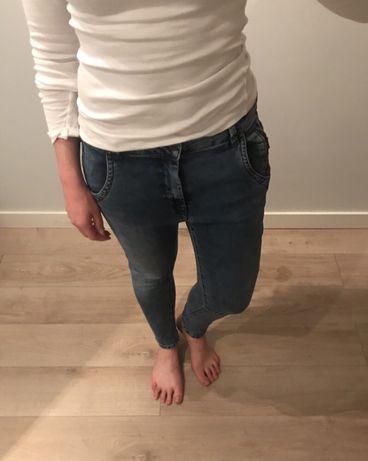 Jeansowe spodnie Pepe jeans