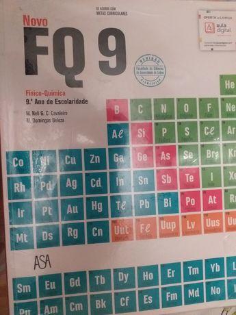 Novo fq9  fisico-química