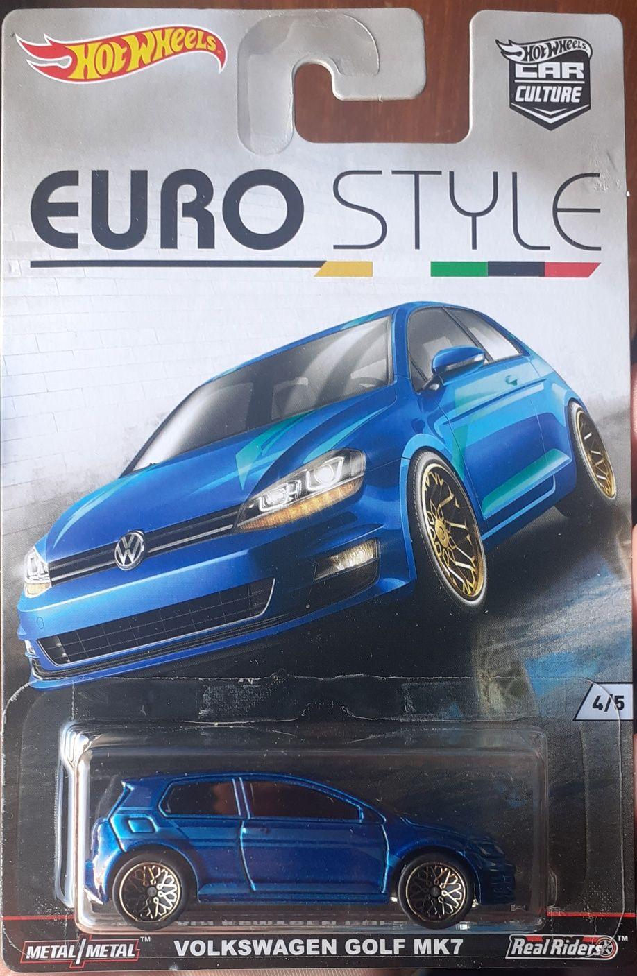 Volkswagen Golf mk7 (rodas de borracha)