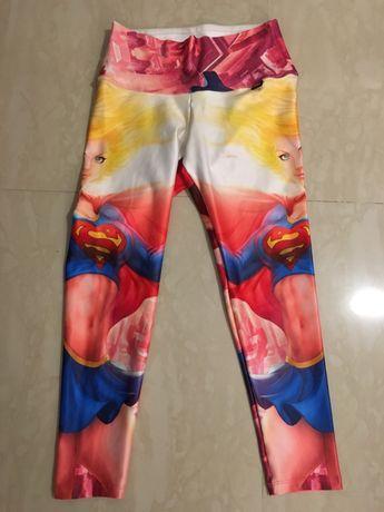 Leggings Super Mulher