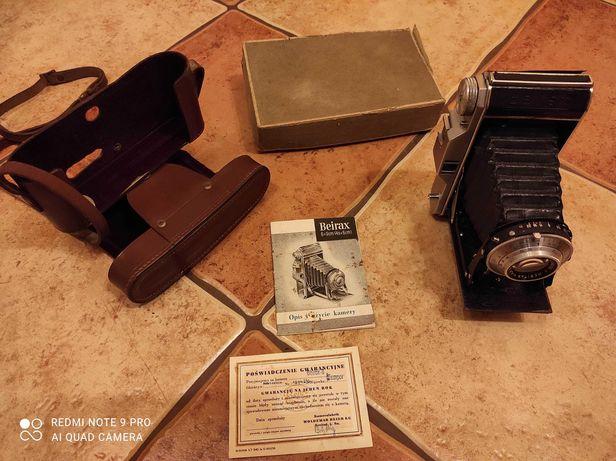 Stary aparat fotograficzny Beirax
