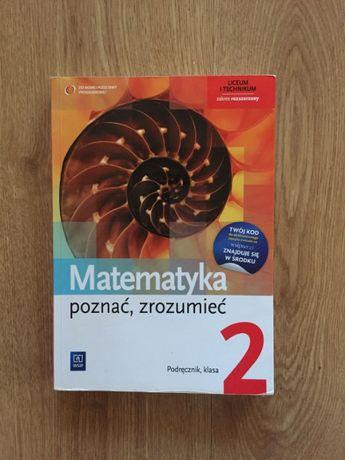 Matematyka poznać, zrozumieć klasa 2