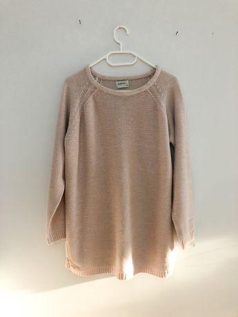 Dłuższy sweter sweterek Reserved 42