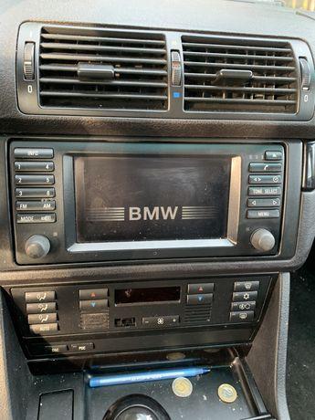 Orginalne Radio BMW E39/Radio/Zmieniarka/GPS/Telefon