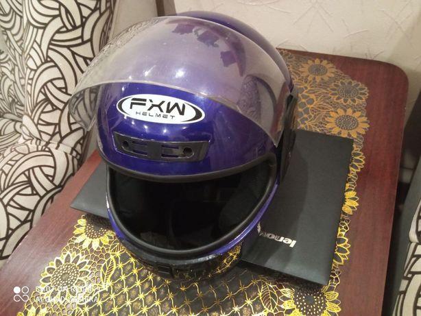 Шлем шолом на скутер і мотоцикл