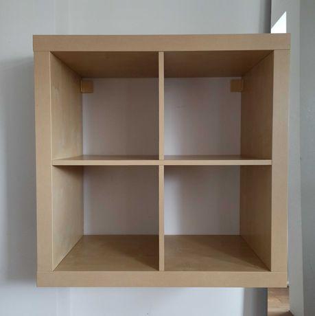 Regał IKEA EXPEDIT (nie Kallax) 79x79 stan idealny