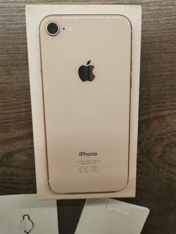 iPhone 8 64 GB Gold Rose piękny.