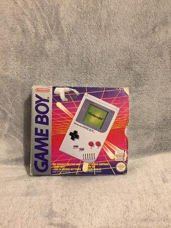 Konsola Gameboy + 7 gier