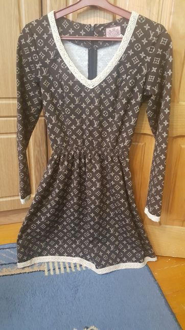 Плаття, платья, утеплённое платье.