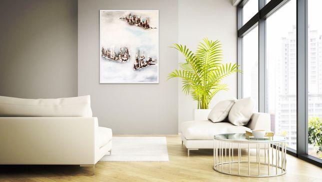 Obraz akrylowy na płótnie 100x80 cm