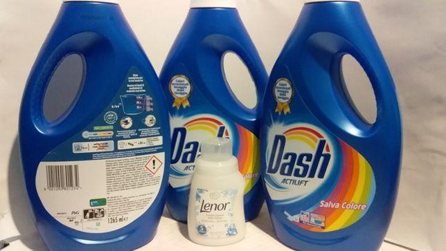 Гель для прання Даш Dash 1,705 л