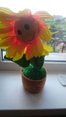 Декор, цветок. Игрушка