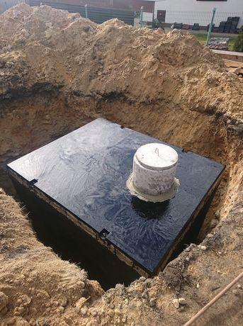 Szamba betonowe piwnice zbiorniki częstochowa katowice rybnik tychy 12