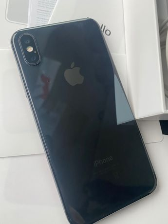 IPHONE x 256 GB. Space gray