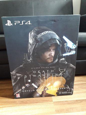 Death Stranding Edycja Kolekcjonerska PS4