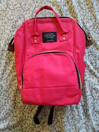 Продам сумку-рюкзак для мам