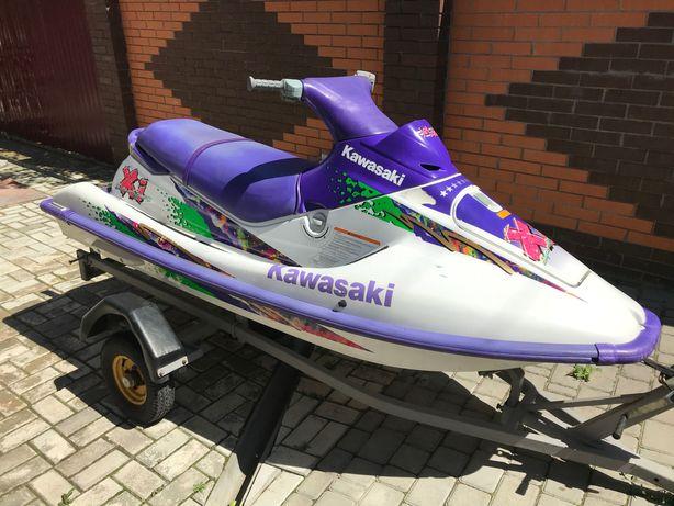 Kawasaki 750 super sport