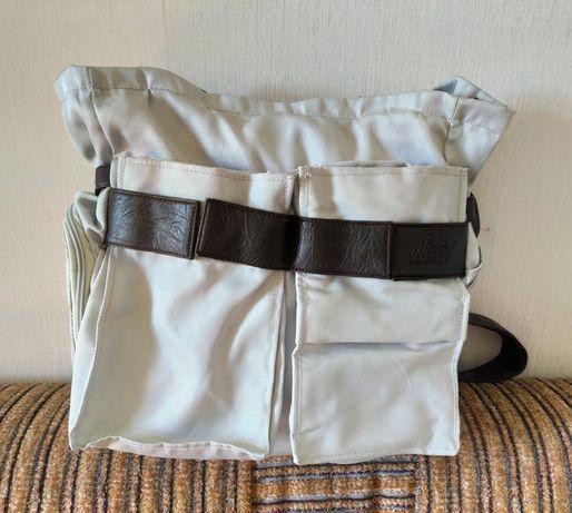 Сумка трансформер для мам, рюкзак для родителей, шоппер