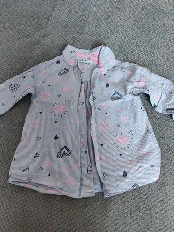 Koszula dla dziewczynki 5.10.15
