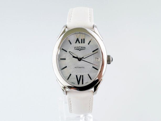Женские новые часы Vulcain First Lady Automatic 38 x 32 мм