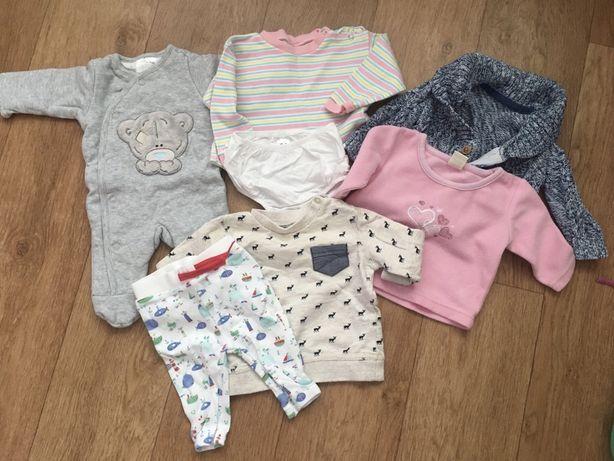 Пакет вещей для новорожденного 0-3мес