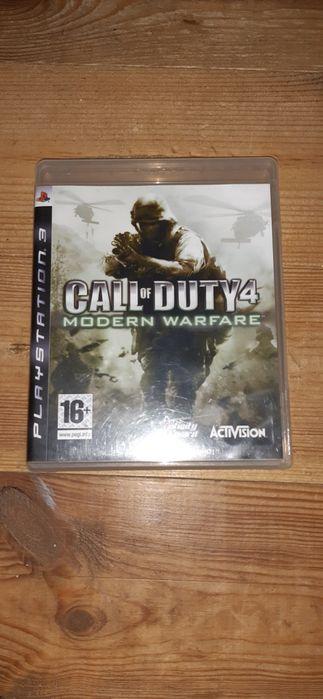 Call of Duty4 Modern Warfare platinum PS3 Чернигов - изображение 1