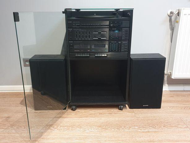 Wieża Gramofon Sharp System-W11H