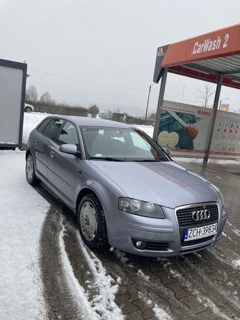 Audi A3 8P 2.0TDI 140KM BKD